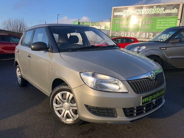 used Skoda Fabia S 12V in west-midlands