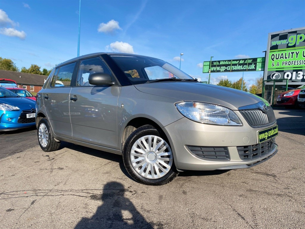 used Skoda Fabia 12v S in west-midlands