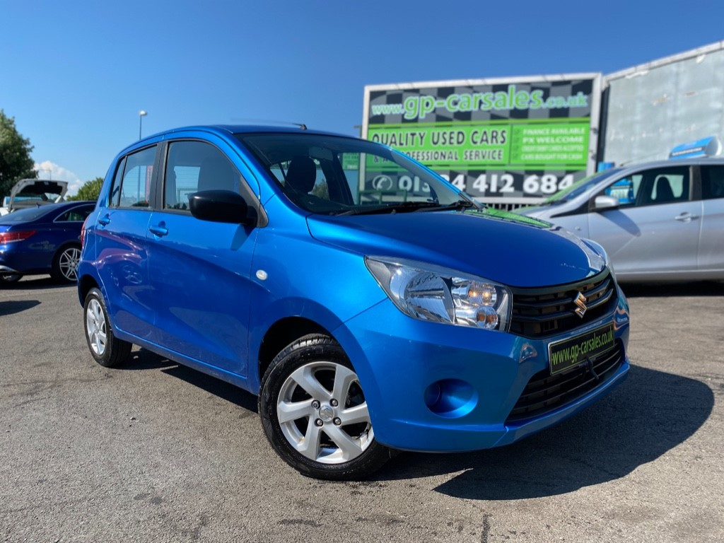used Suzuki Celerio SZ3 in west-midlands