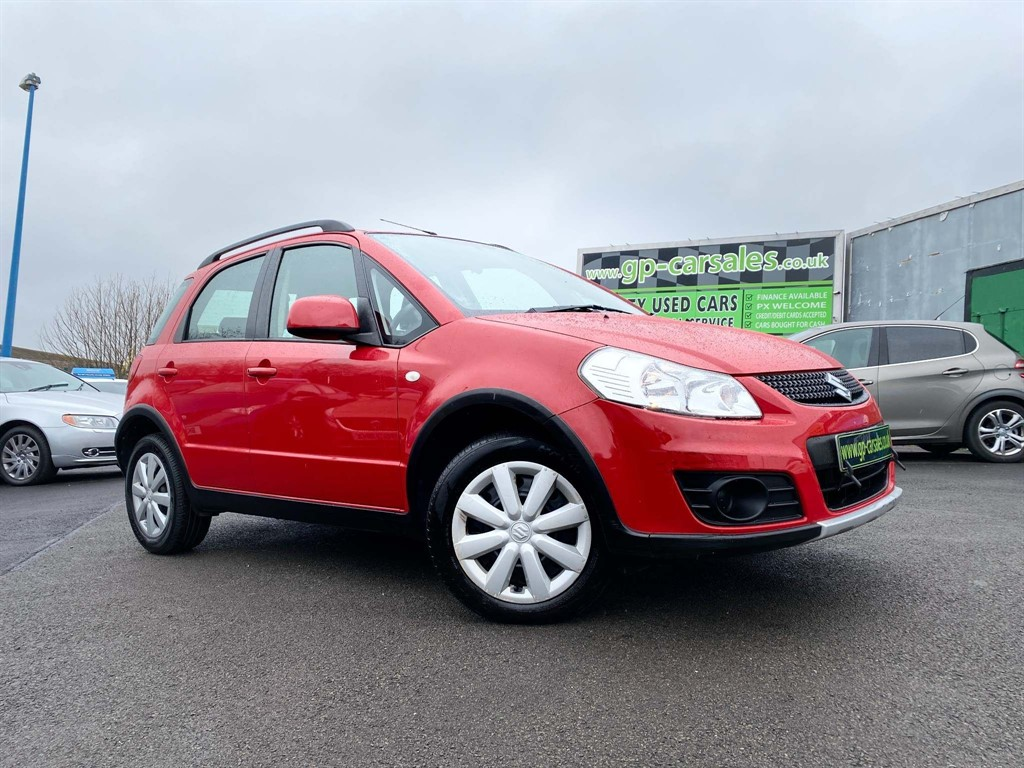 used Suzuki SX4 SZ3 in west-midlands