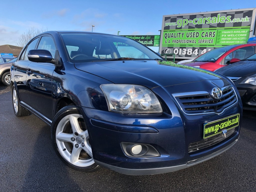 used Toyota Avensis D-4D T SPIRIT in west-midlands