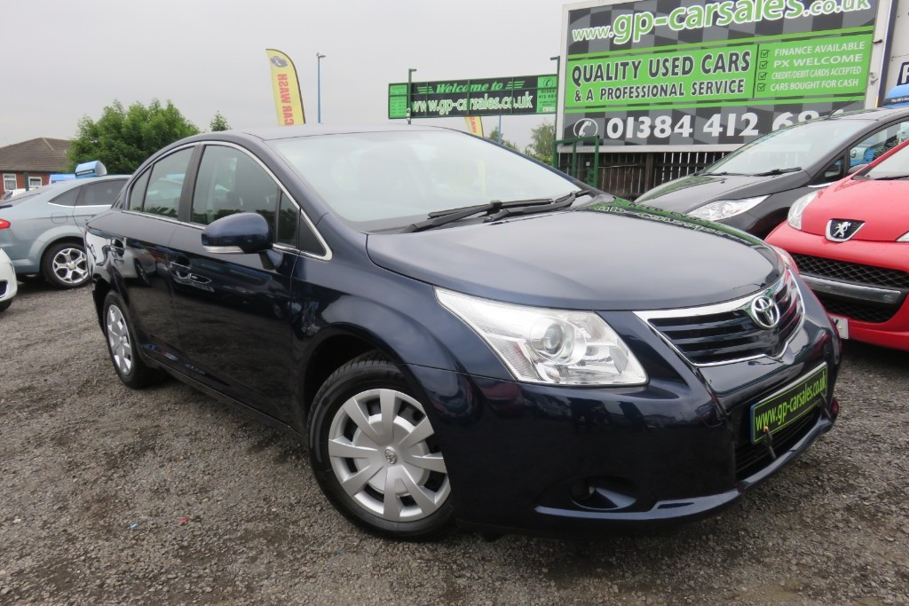 used Toyota Avensis VALVEMATIC T2 in west-midlands