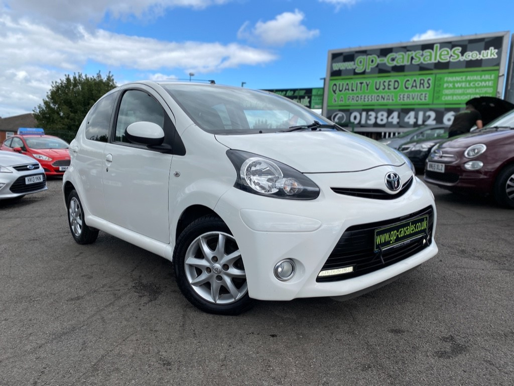 used Toyota Aygo VVT-I MODE AC in west-midlands