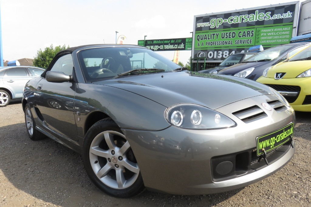 used MG MGF 115 in west-midlands
