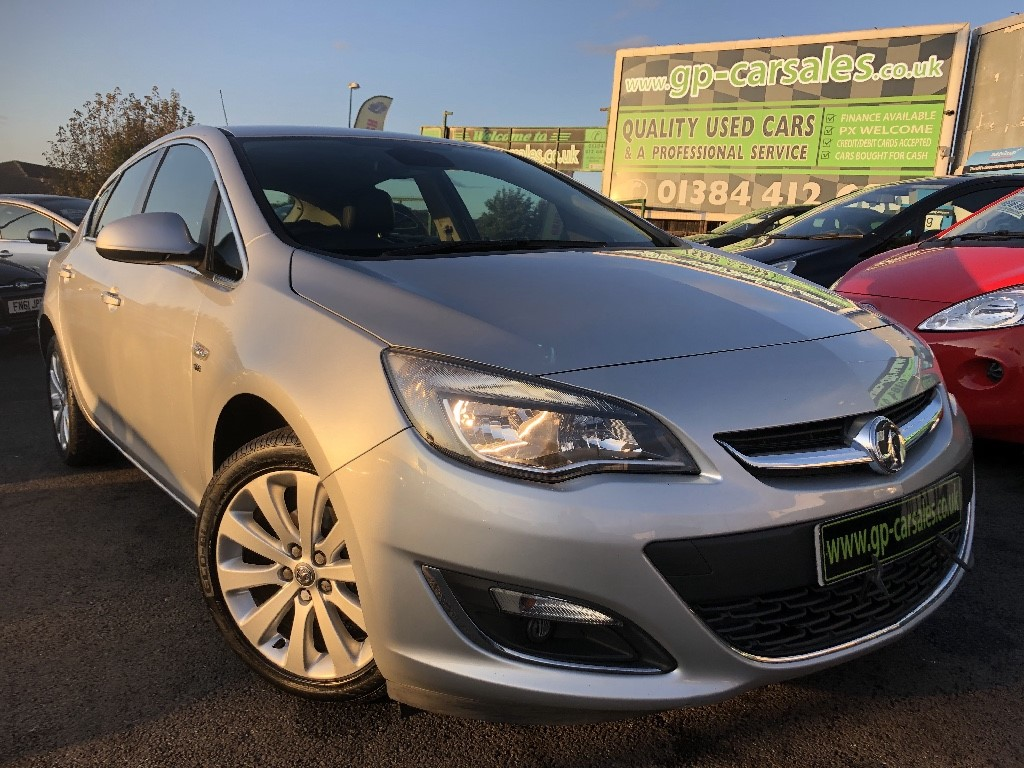 used Vauxhall Astra SE in west-midlands