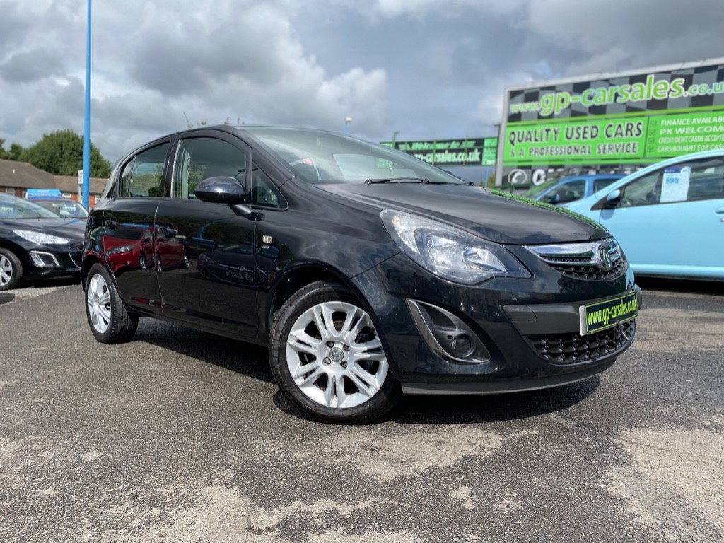 used Vauxhall Corsa ENERGY AC in west-midlands