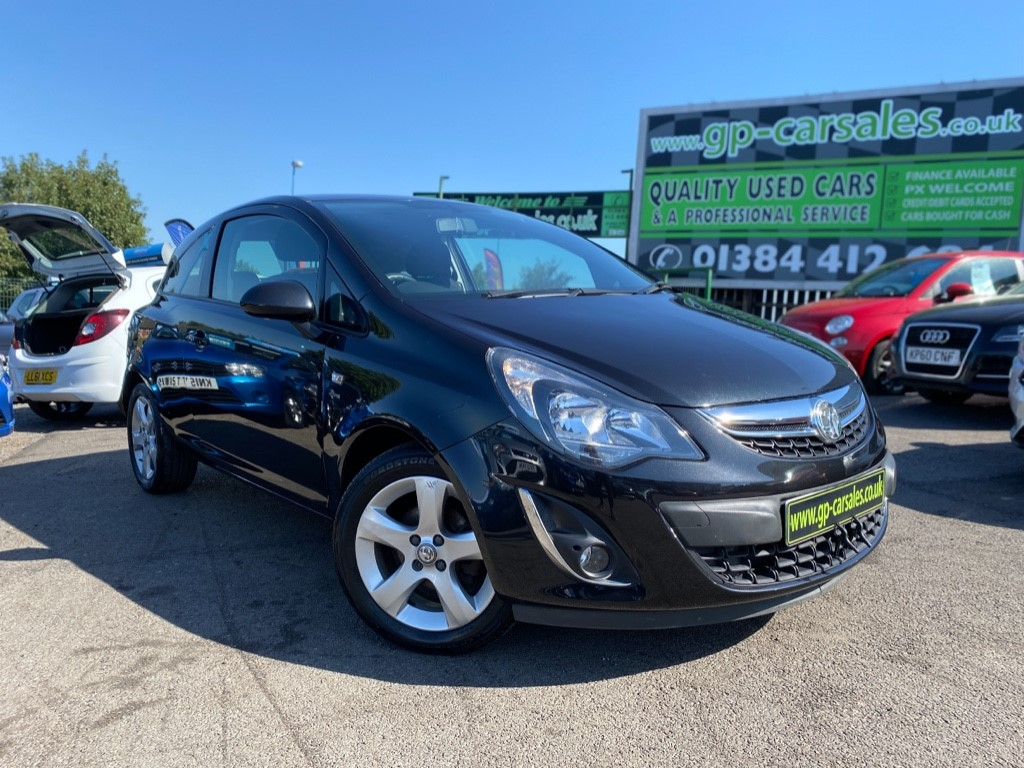 used Vauxhall Corsa SXI in west-midlands