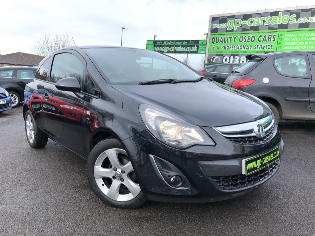used Vauxhall Corsa SXI AC in west-midlands