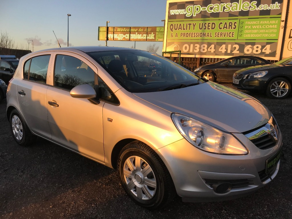 used Vauxhall Corsa SPECIAL CDTI ECOFLEX in west-midlands