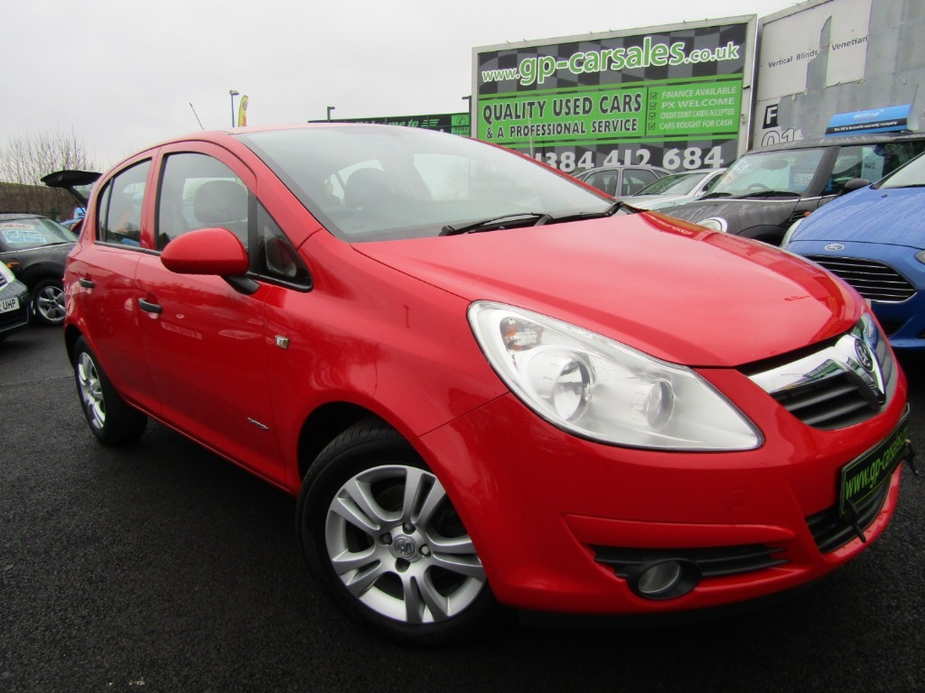 used Vauxhall Corsa ENERGY in west-midlands