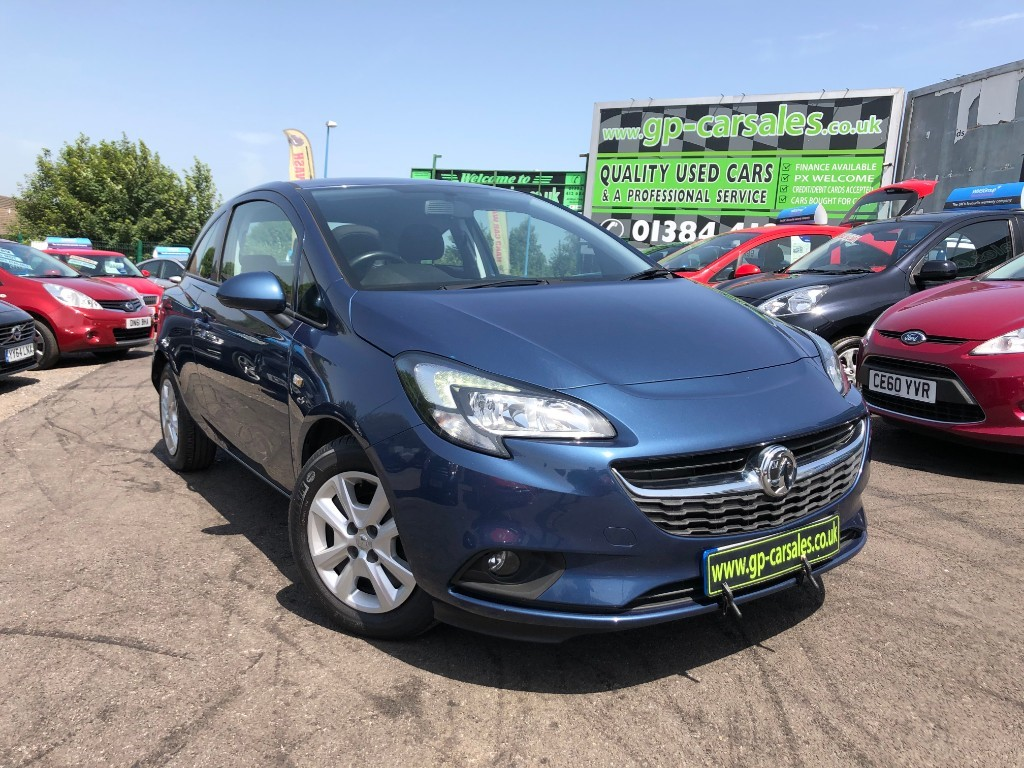used Vauxhall Corsa DESIGN in west-midlands