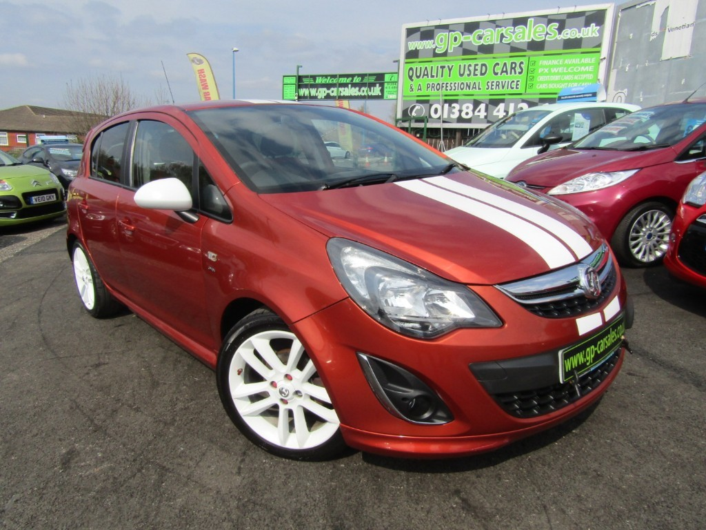 used Vauxhall Corsa SRI in west-midlands