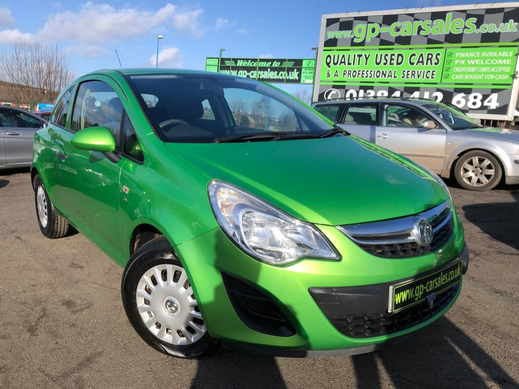 used Vauxhall Corsa S ECOFLEX in west-midlands