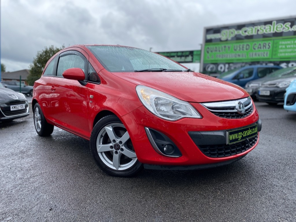 used Vauxhall Corsa SE CDTI in west-midlands