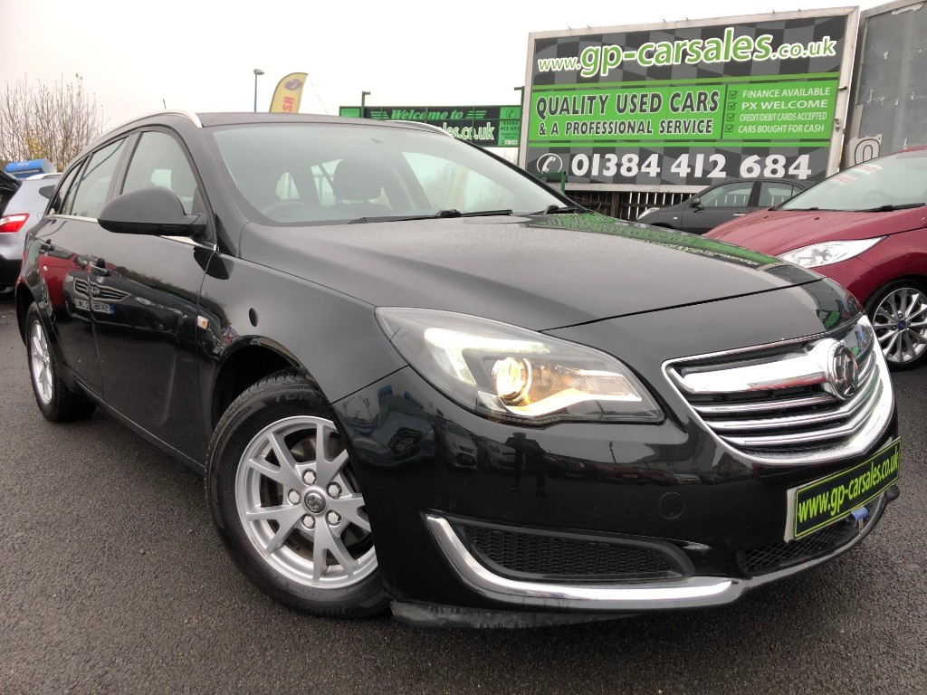 used Vauxhall Insignia DESIGN CDTI ECOFLEX S/S in west-midlands