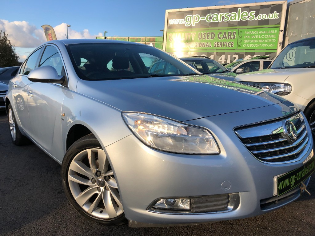 used Vauxhall Insignia SRI in west-midlands