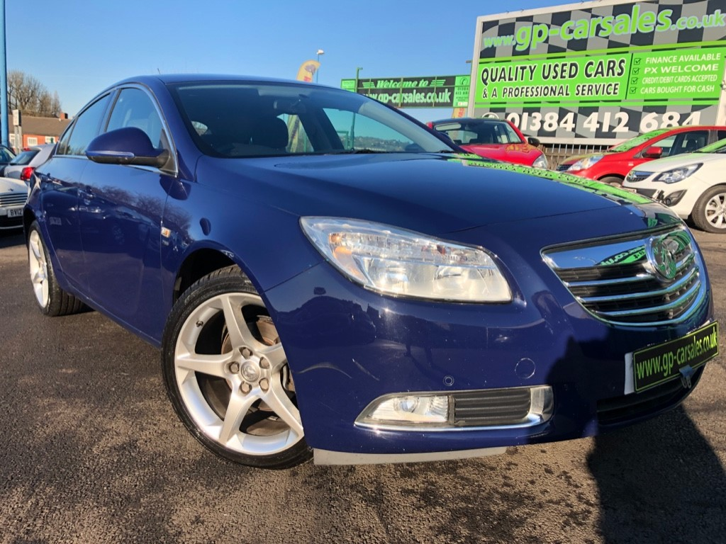 used Vauxhall Insignia SRI CDTI in west-midlands