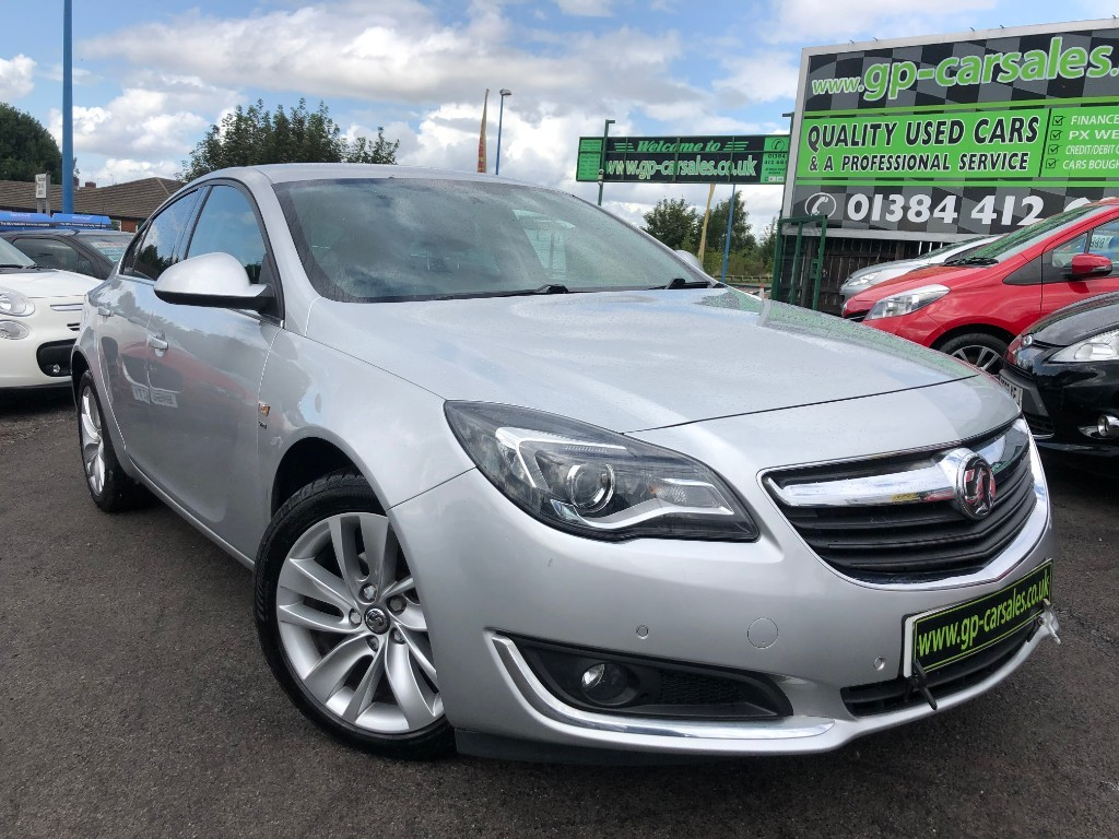 used Vauxhall Insignia SRI NAV CDTI S/S in west-midlands