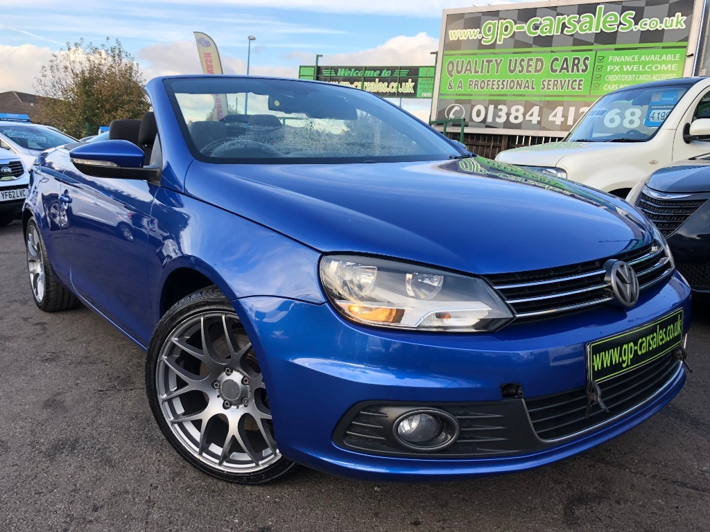 used VW Eos SPORT TDI BLUEMOTION TECHNOLOGY in west-midlands