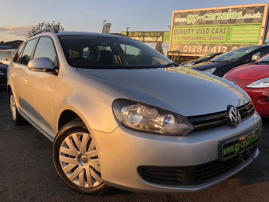 used VW Golf S TDI BLUEMOTION in west-midlands