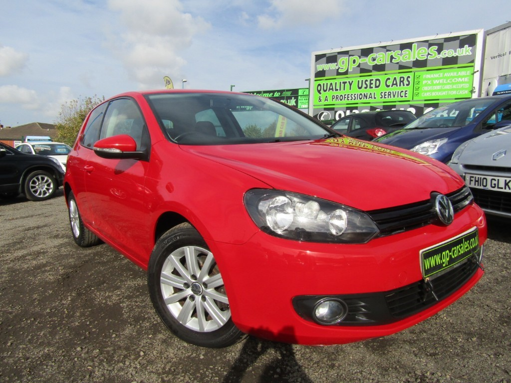 used VW Golf S in west-midlands