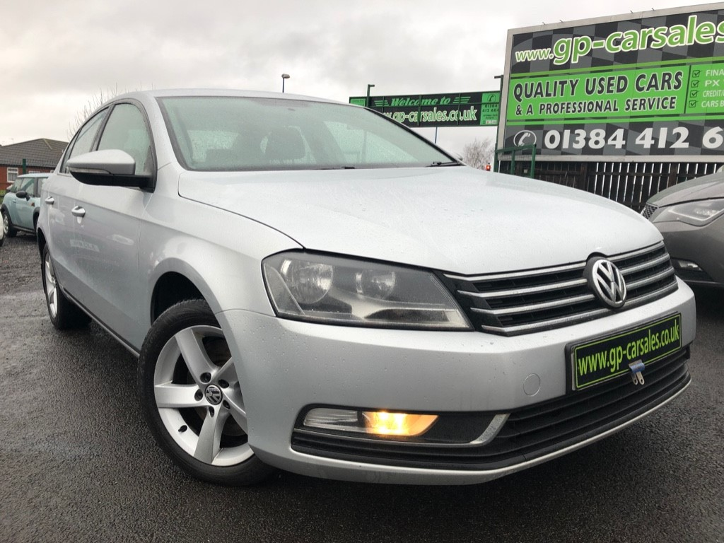 used VW Passat S TDI BLUEMOTION TECHNOLOGY in west-midlands