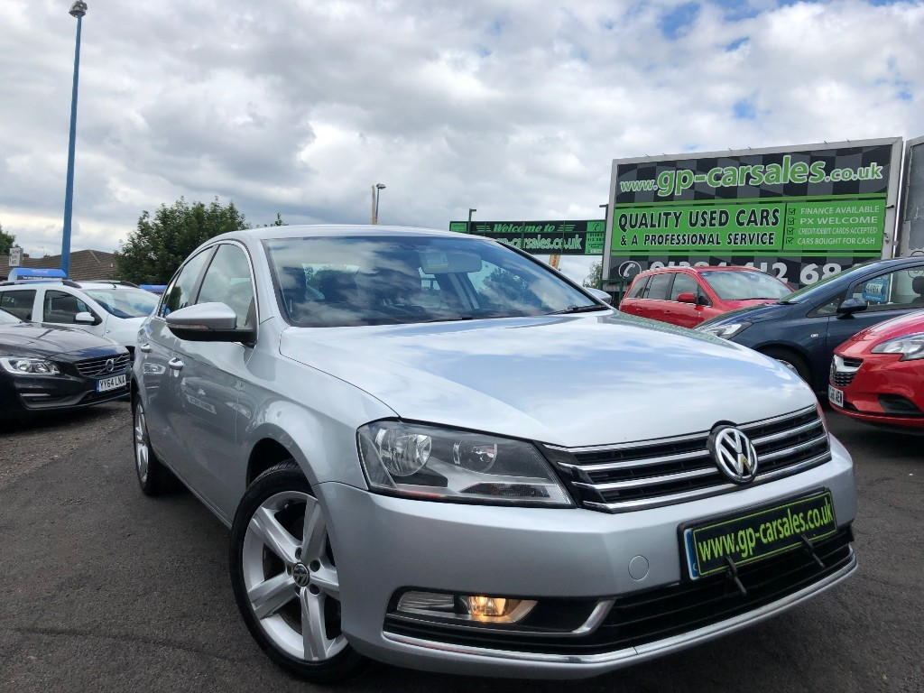 used VW Passat SE TDI BLUEMOTION TECHNOLOGY in west-midlands