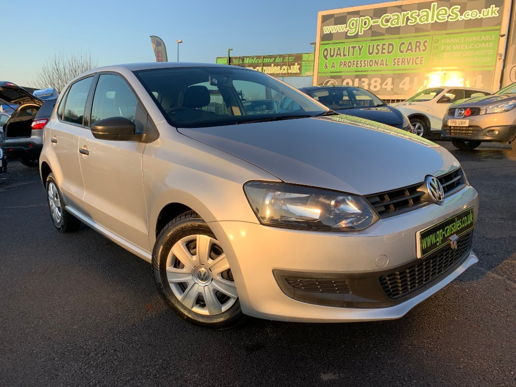 used VW Polo S AC in west-midlands