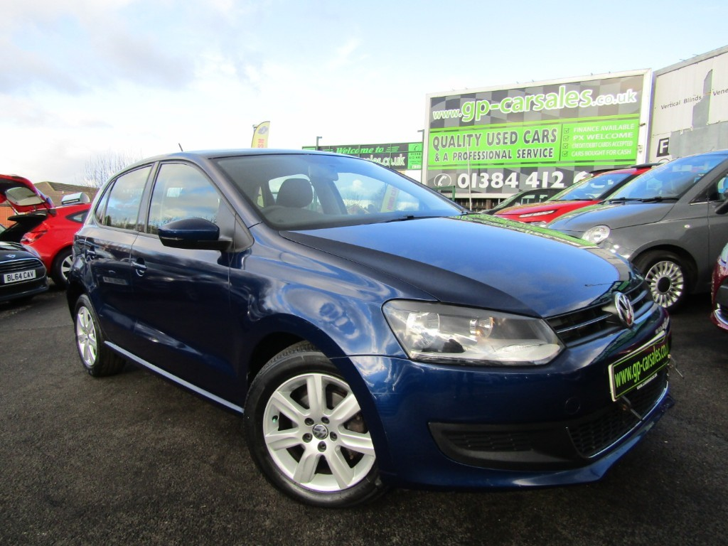 used VW Polo SE TDI in west-midlands