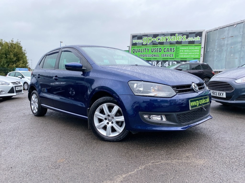 used VW Polo MATCH TDI in west-midlands