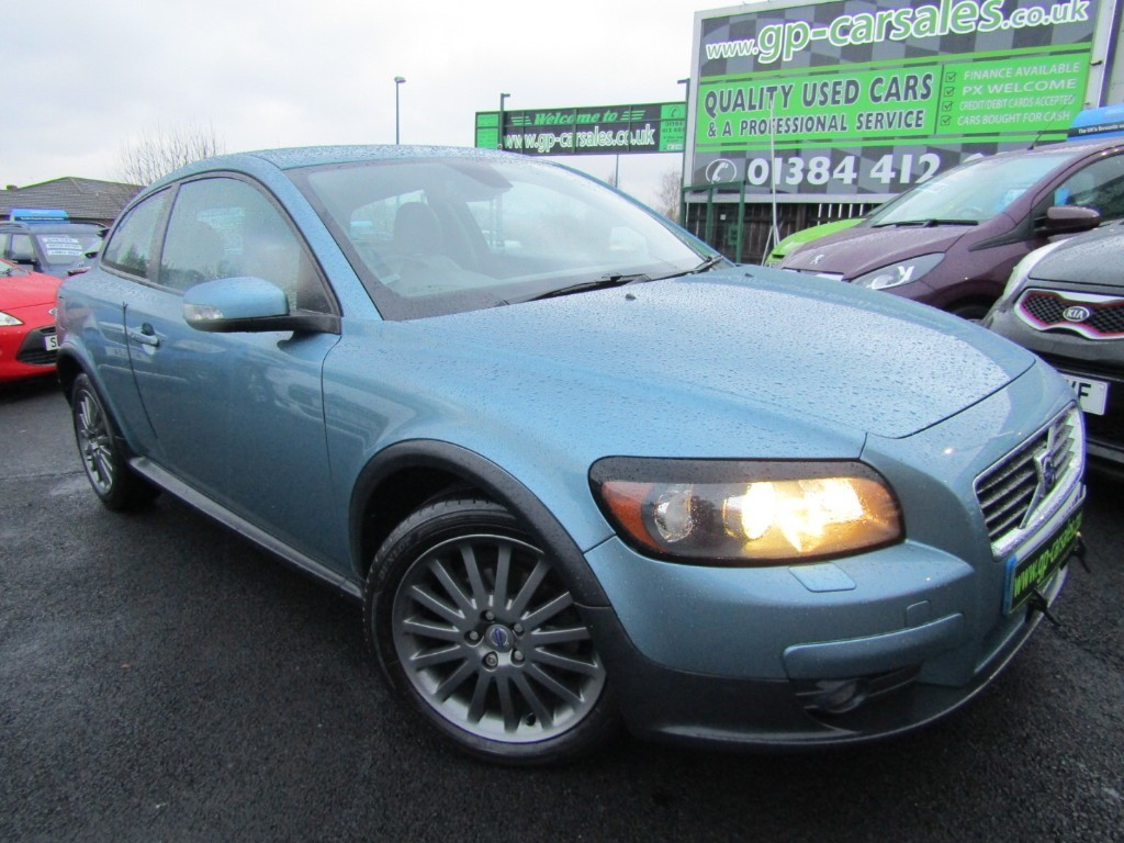used Volvo C30 SE LUX in west-midlands