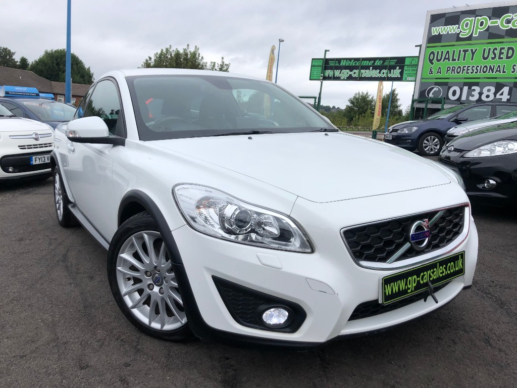 used Volvo C30 D2 SE LUX in west-midlands