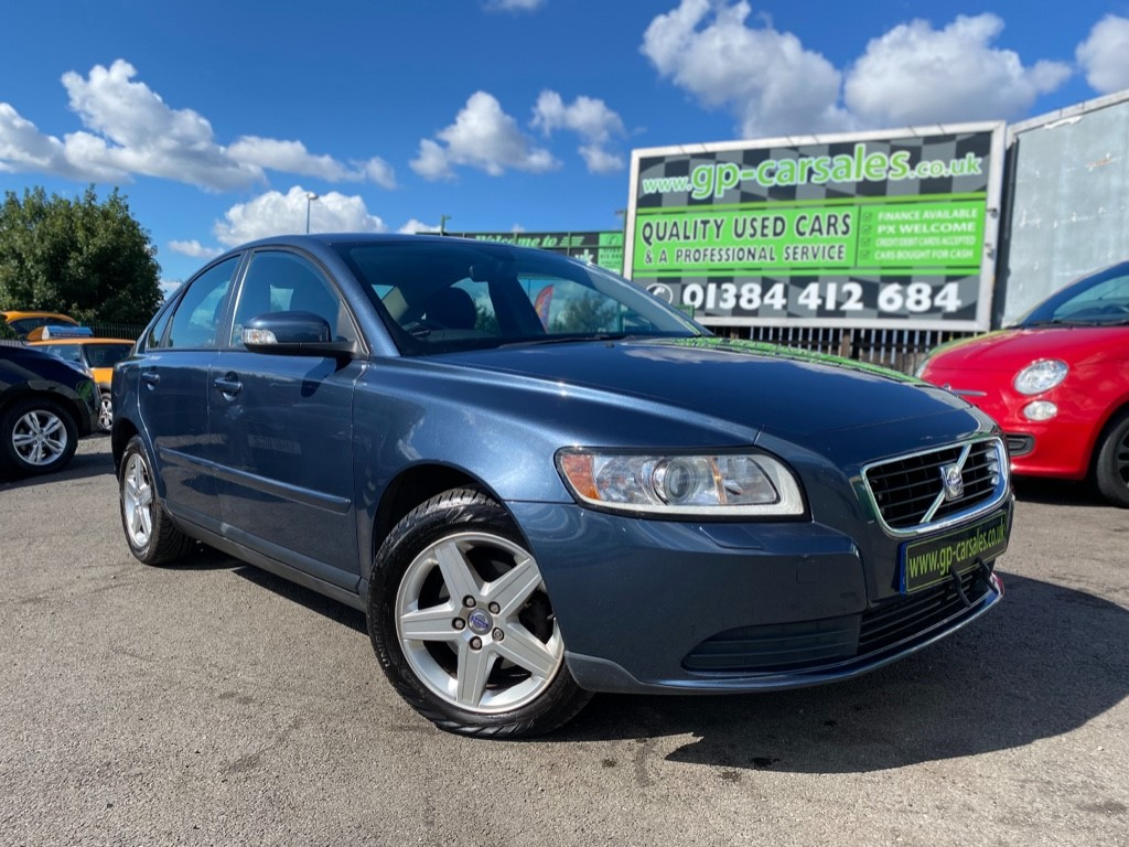 used Volvo S40 S D in west-midlands
