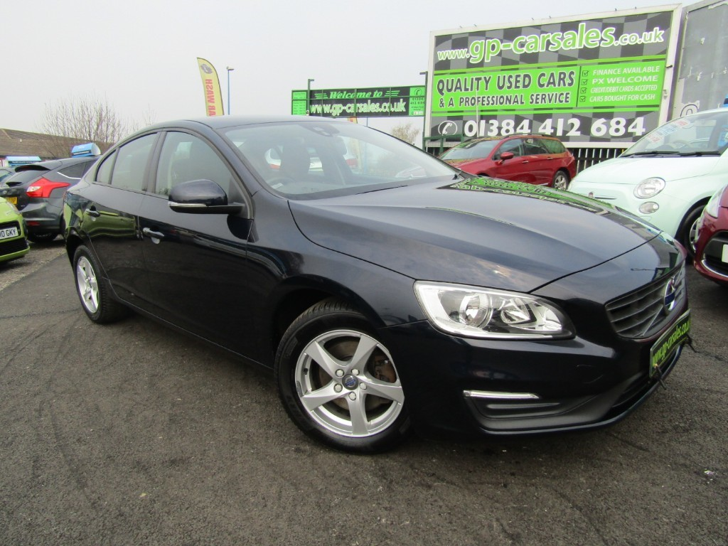 used Volvo S60 D4 BUSINESS EDITION in west-midlands