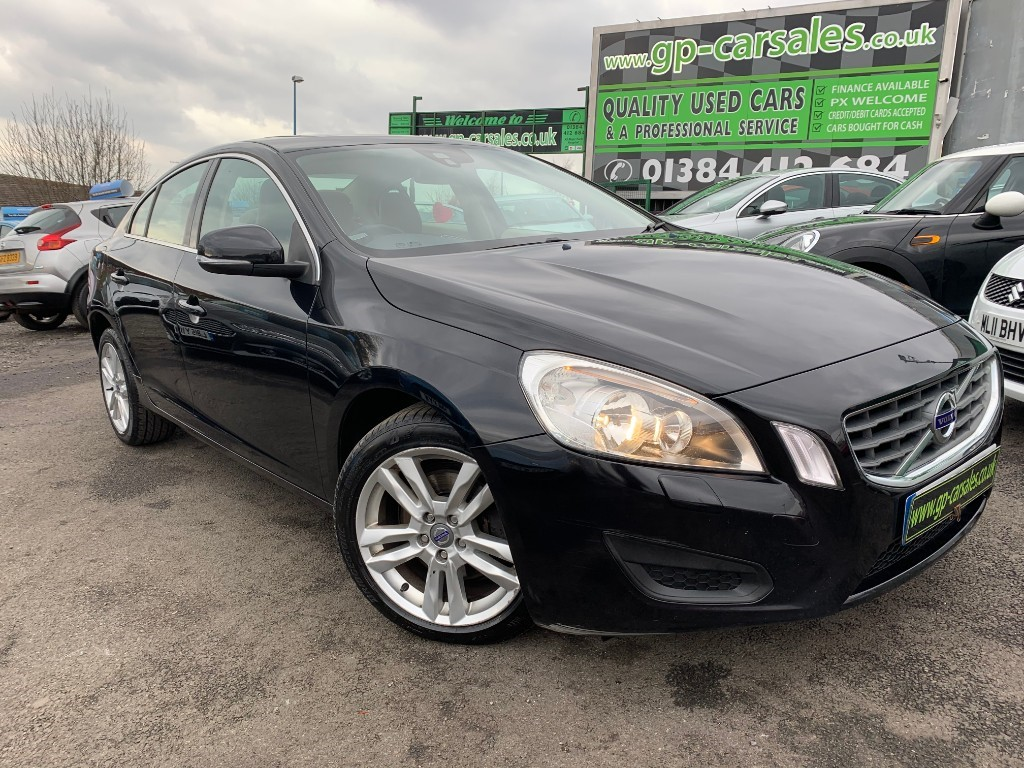 used Volvo S60 D3 SE in west-midlands