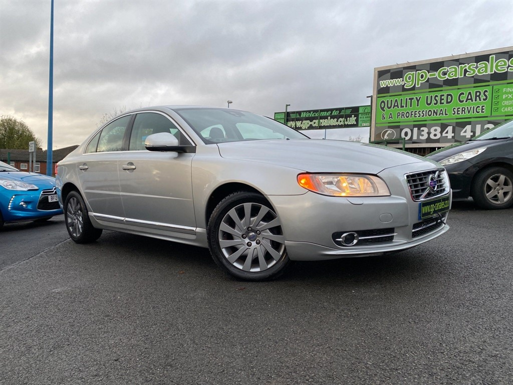 used Volvo S80 D3 SE Geartronic in west-midlands