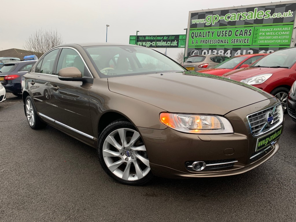 used Volvo S80 D4 EXECUTIVE in west-midlands