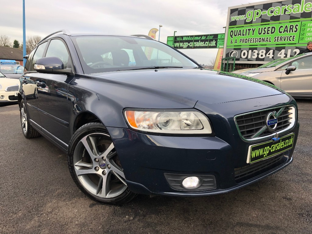 used Volvo V50 DRIVE SE LUX EDITION START/STOP in west-midlands