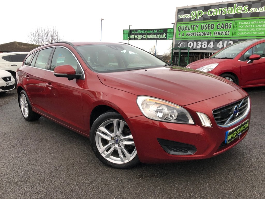 used Volvo V60 D3 SE in west-midlands