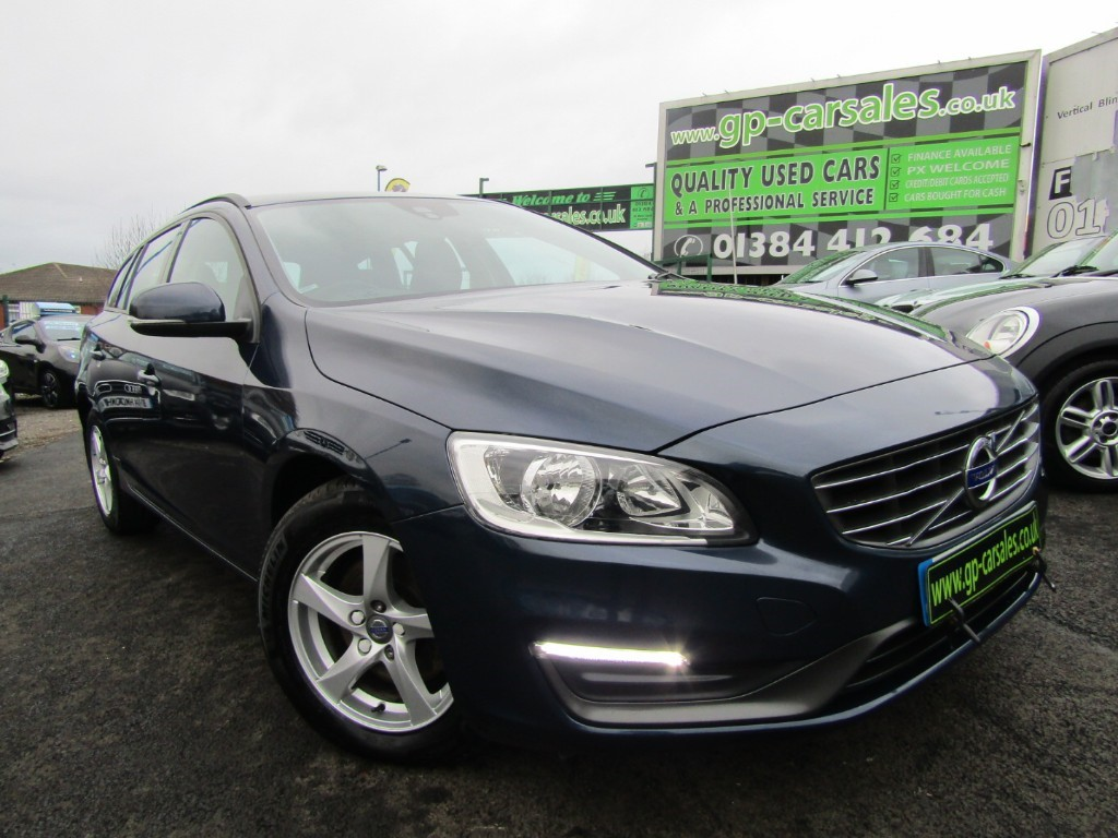 used Volvo V60 D2 BUSINESS EDITION in west-midlands