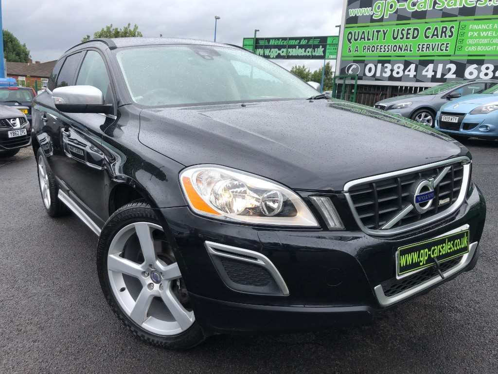 used Volvo XC60 D4 R-Design Lux Nav in west-midlands