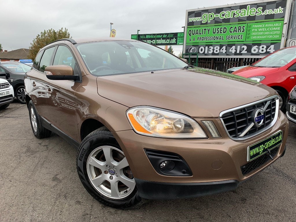 used Volvo XC60 D5 S AWD in west-midlands