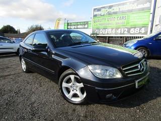 Mercedes CLC180 for sale
