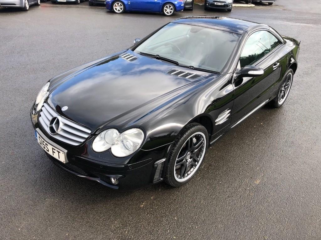 Mercedes SL | Bav Motor Company | Bridgend