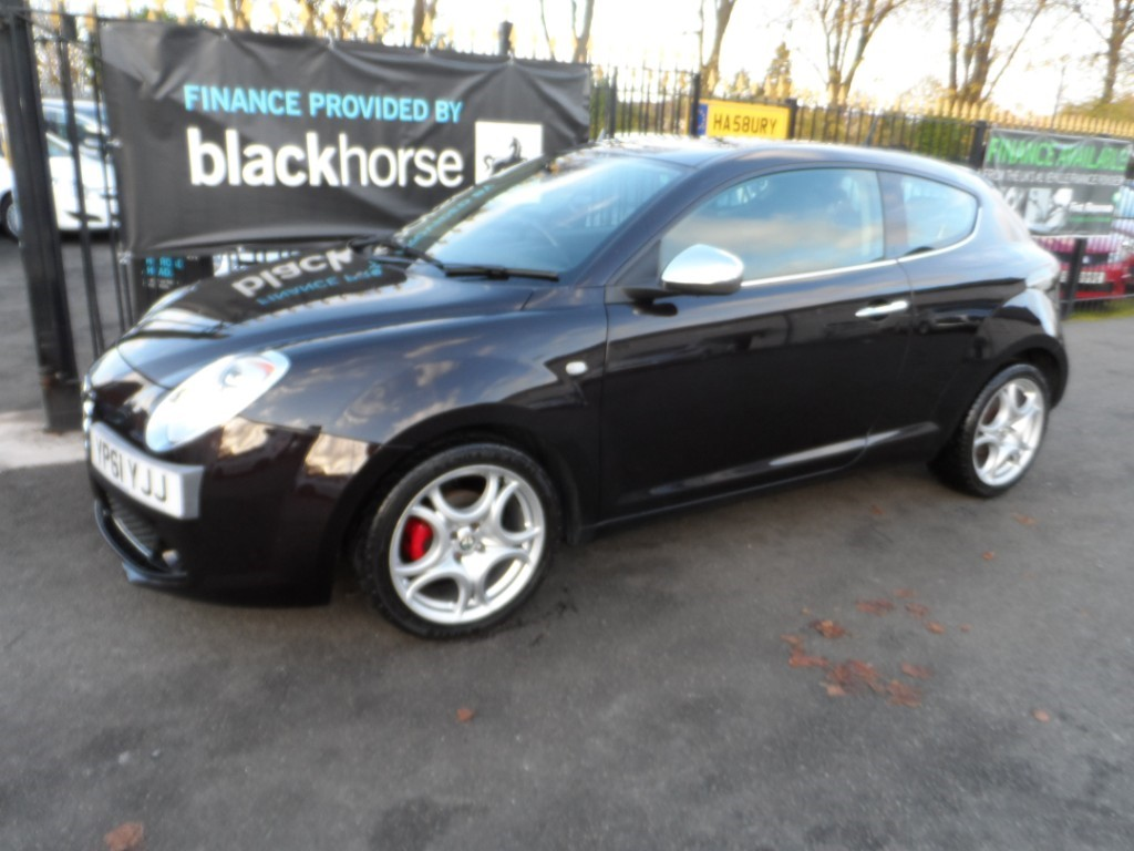 used Alfa Romeo Mito TB MULTIAIR DISTINCTIVE in Halesowen