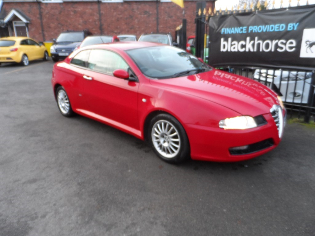 used Alfa Romeo GT JTD 16V (150/4) in Halesowen