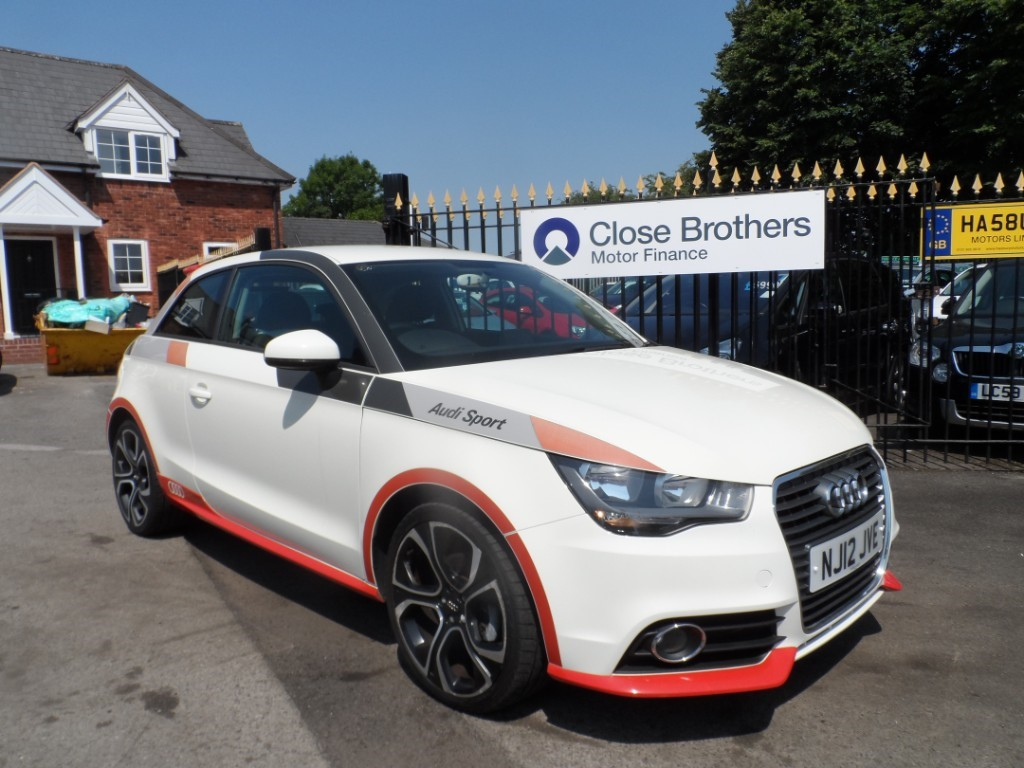 used Audi A1 TDI COMPETITION LINE in Halesowen