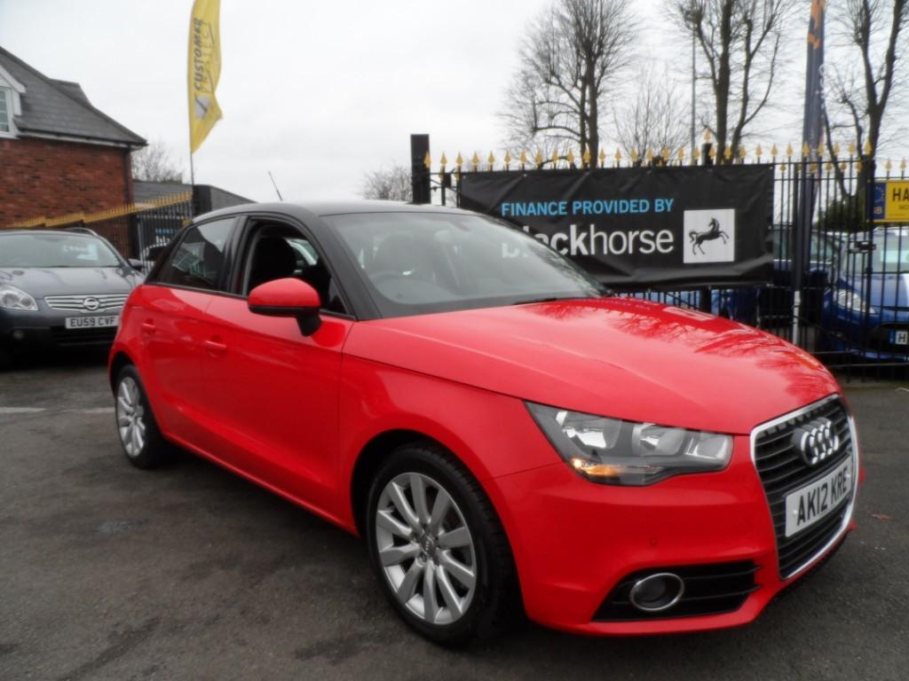 used Audi A1 SPORTBACK TDI SPORT in Halesowen