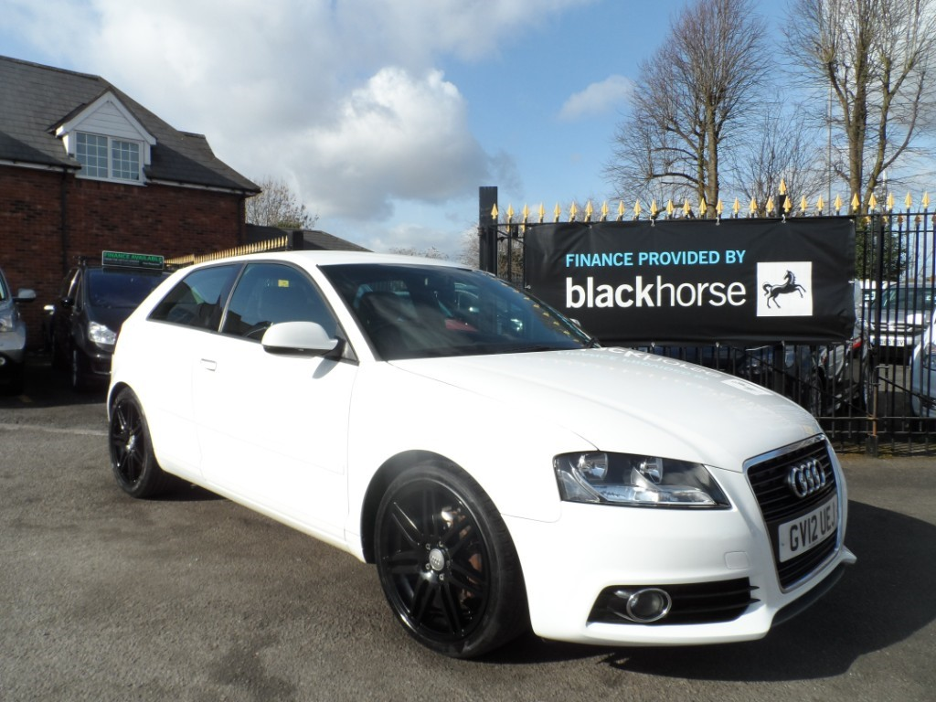 used Audi A3 TFSI S LINE in Halesowen
