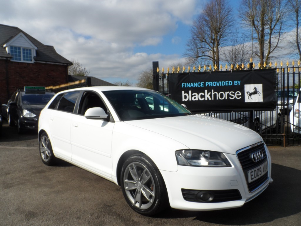 used Audi A3 TDI E SPORT in Halesowen